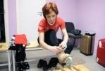 Фоторепортаж: «Бежевые коньки Алёны Леоновой»