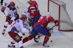 Фоторепортаж: «Россия обыграла Норвегию по буллитам»