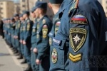 В Кировском районе праздновали День пожарных: Фоторепортаж