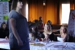 В Петербурге прошел конкурс красоты для будущих мам: Фоторепортаж