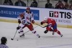 Россия обыграла Норвегию по буллитам: Фоторепортаж