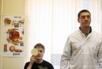 Фоторепортаж: «Первые призывники из Петербурга отправились служить»