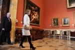 Фоторепортаж: «Валентина Матвиенко извинилась перед принцессой Матильдой и принцем Филиппом за грязь на улицах»