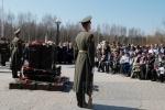 Фоторепортаж: «На аллее Чернобыльцев почтили память жертв атомной катастрофы»