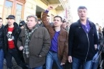 Около 40 задержанных вчера на Марше несогласных остаются в судах: Фоторепортаж