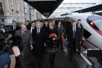 В Петербурге гостят бельгийский принц и принцесса: Фоторепортаж