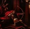 Фоторепортаж: «Алексей Головин рисует сюжеты из греческой мифологии»