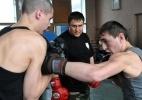 Микс-файтеры проведут открытую тренировку: Фоторепортаж