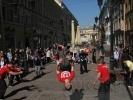 Фоторепортаж: «Допрыгались: акция трейсеров отрезвила чиновников Петербурга»