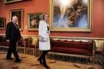 Валентина Матвиенко извинилась перед принцессой Матильдой и принцем Филиппом за грязь на улицах: Фоторепортаж