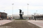 Фоторепортаж: «В Петербурге праздновали день рождения Ленина»