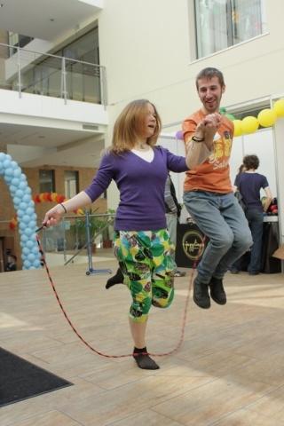 В Петербурге прошел фестиваль жонглеров и фокусников: Фото