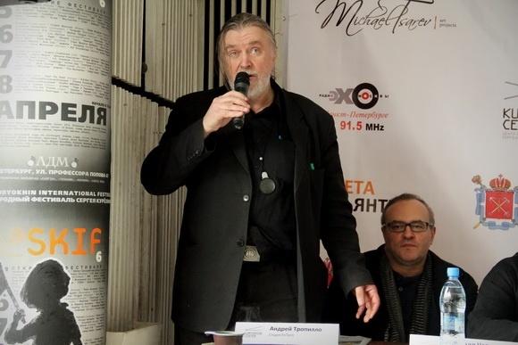 В Петербурге вручали премию имени Сергея Курехина: Фото