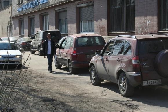 Ремонт улицы Маршала Говорова привел к транспортному коллапсу: Фото
