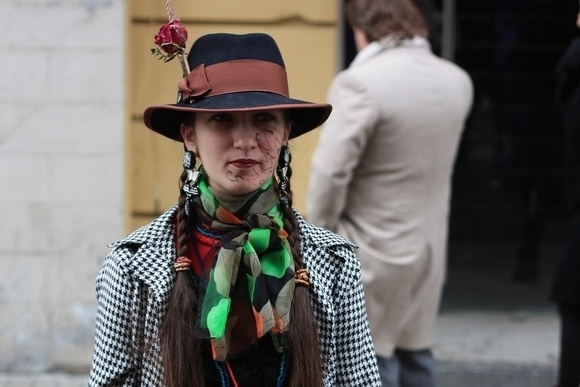 По центру Петербурга промчался «Марш Уродов»: Фото