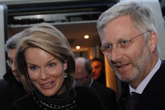 В Петербурге гостят бельгийский принц и принцесса: Фото