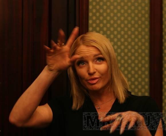 Волочкова выступит в Петербурге: Фото