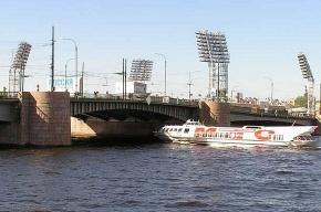 Тучков мост закроют на реконструкцию