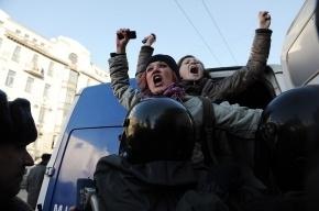 За марш по Невскому - трое суток получили активисты «Другой России»