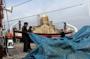 В Петербурге открыт сезон круизной навигации