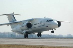 Самолёт из Петербурга сел в Минводах на строящуюся полосу