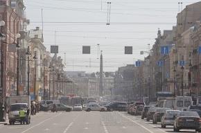 День Весны и Труда: демонстрация на Невском и концерт на Дворцовой