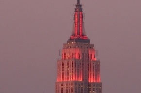 4 апреля «Эмпайр стейт билдинг» окрасится в цвета флага Японии