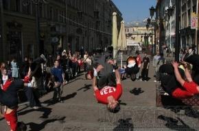 Допрыгались: акция трейсеров отрезвила чиновников Петербурга