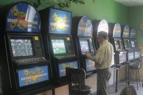 Игровые автоматы нашли в «Континенте» на проспекте Стачек и на проспекте Ветеранов