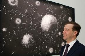 Медведев рассказал про танцы, снятые на видео