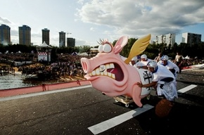 Фестиваль Red Bull Flugtag
