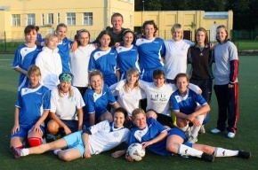 Футболистки разных  городов и стран, примут участие в питерском «United Female Cup»
