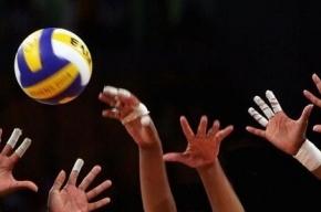 Волейболисты Петербурга выиграли у сборной Латвии