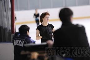 Фигуристки Леонова и Макарова отправились на чемпионат мира