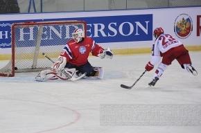Россия обыграла Норвегию по буллитам