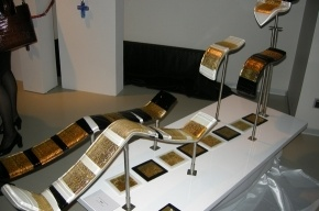 Произведения из муранского стекла можно увидеть в Петербурге