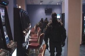 В Петербурге «накрыли» подпольное казино