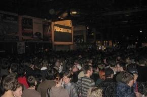 Концерт Guano Apes в Петербурге мог закончиться трагедией