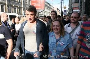 Оппозиция подала в суд на Смольный из-за Первомая