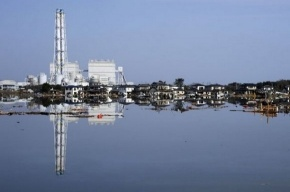 Дыру на реакторе «Фукусима-1» будут заливать бетоном