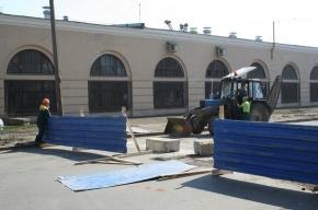 Ремонт улицы Маршала Говорова привел к транспортному коллапсу