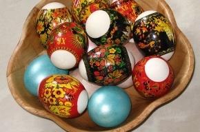 В Одессе освятят двухметровое яйцо