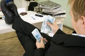 При строительстве КАД были похищены сотни миллионов рублей