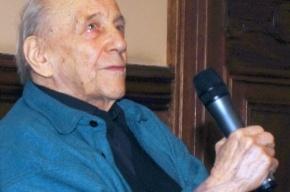 В Петербург приехал 92-летний художник «Плейбоя»