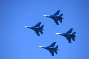 «Русские витязи» не примут участия в военном параде 9 мая