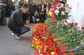Пострадавшим в Минске пожертвовали полмиллиарда рублей