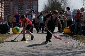 В Приморском районе прошли соревнования «Чернобыльская миля»