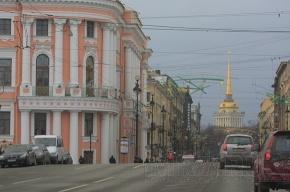 В дни репетиций парада может останавливаться движение на Невском