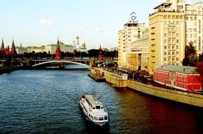 Прогулки по Москве-реке