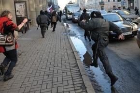 Питерская милиция задержала человека, приглашённого в Смольный